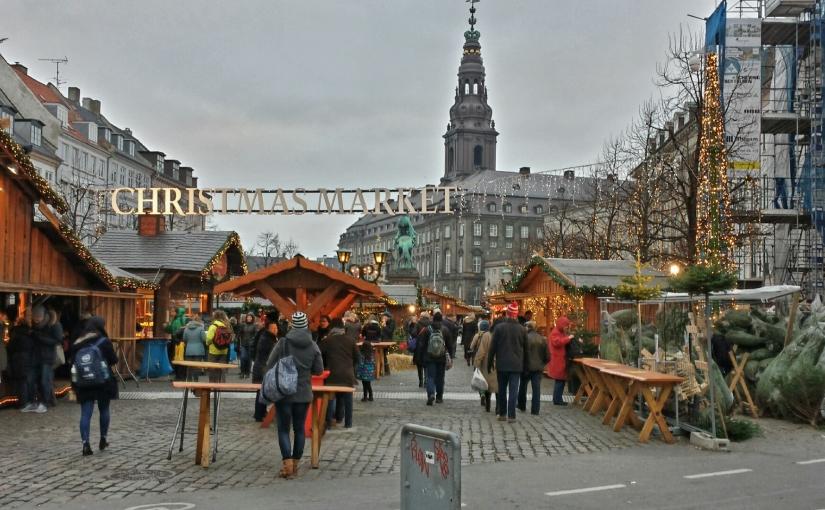 Mercados de Navidad enCopenhague