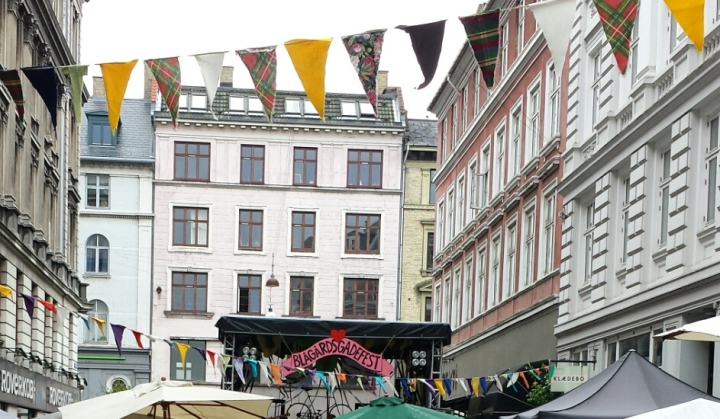 BlågårdgadeFest en Nørrebro2015