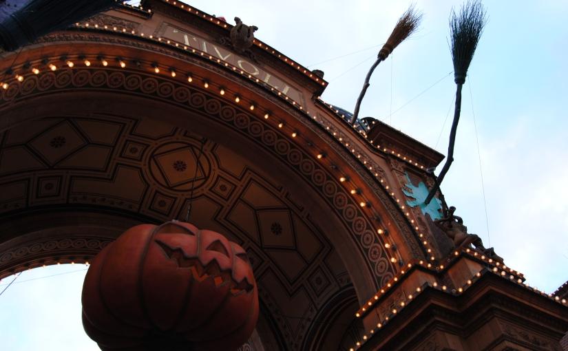 Halloween en Tivoli