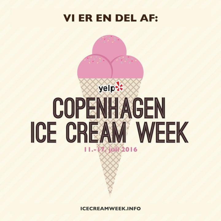 Copenhagen Ice Cream Week