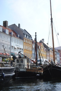 Nyhavn Copenhaguen