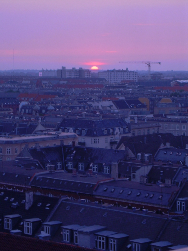 Tejados de Copenhague