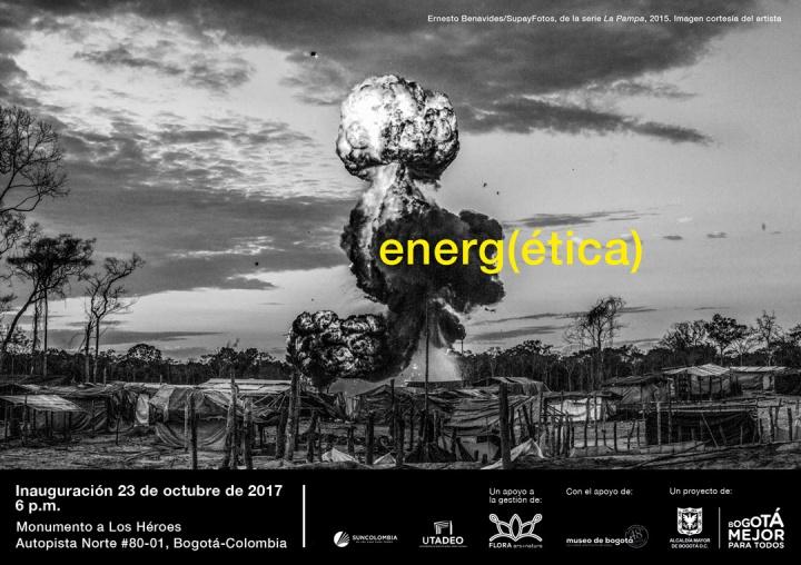 Nueva expo en Bogotá: Energ(ética); arte y energíasostenible