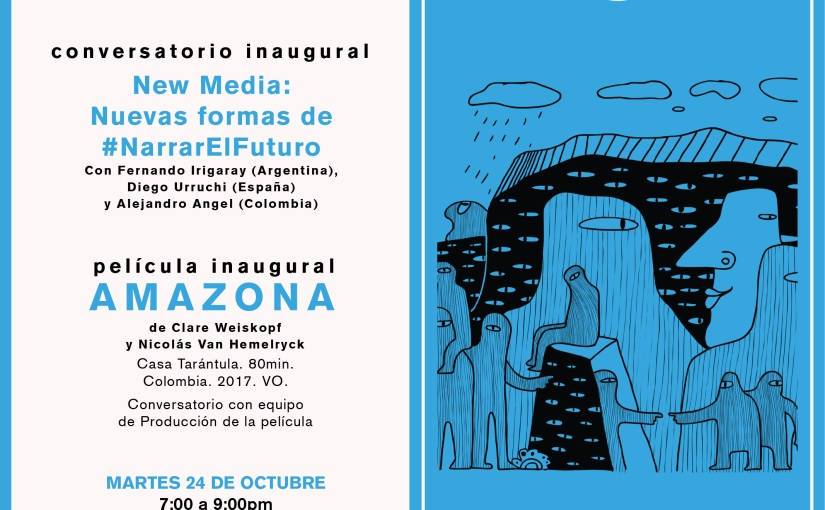 Apertura del Festival de cine Creative Commons con documental 'Amazona'