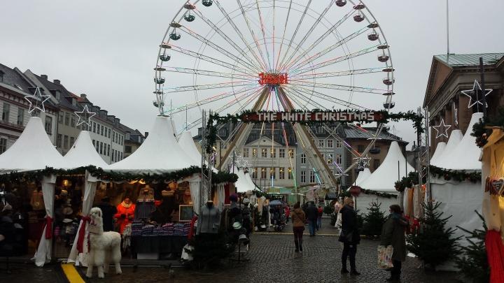 Mercados de Navidad en Copenhague