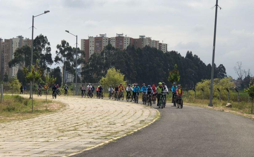 Disfruta de Bogotá en bicicleta este 18 demarzo